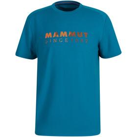 Mammut Trovat T-Shirt Men, sapphire PRT1